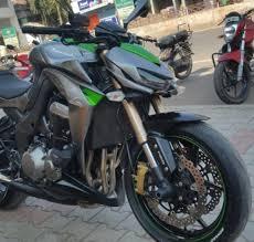 used kawasaki motorcycle bikes in india