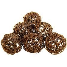 Decorative Woven Balls