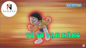 Doraemon Tập 406 - Vỏ Sò Vạn Năng, Khẩu Pháo Như Ý - Hoạt Hình Tiếng Việt -  NAM