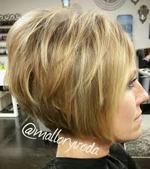 Stacked Bob Hair Style 40 layered bob styles modern haircuts with layers for any occasion 4578 by wearticles.com