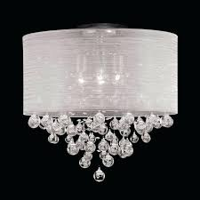 chandeliers chandelier with black shade and crystal drops black drum chandelier shade crystal chandelier black