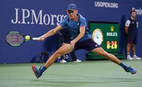 29 june 2021 court 17. Alex De Minaur At 19 Is Still Learning The New York Times