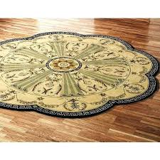 5 foot round rug home decor ocon area rugs fresh imperial palace beige flower shape light