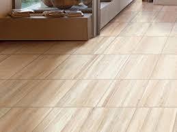 daintree wood light matt ceramic floor tile 430 x 430mm