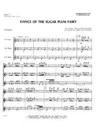 dance of the sugar plum fairy sheet music dance of the sugar plum fairy flute trio nb j w pepper sheet music