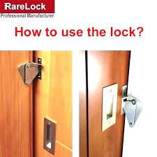 door locks sliding glass door locks barn door latches com regarding sliding lock remodel sliding door locks