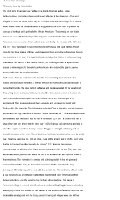 the devil and tom walker essay american lit svg division and  alice walker essays alice walker essays and papers helpme alice walker essayseveryday use by alice walker