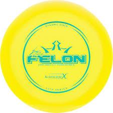 Dynamic Discs Flight Chart 2019 Dynamic Discs Lucid X Felon Eric Oakley 2019 Team Series