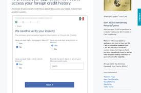 for immigrants to build credit