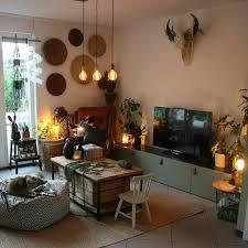 chic cozy living room furniture. Bohemian Eclectic Livingroom. Home Decor, Boho Chic, Cozy Home, Besta Hack, Chic Living Room Furniture P