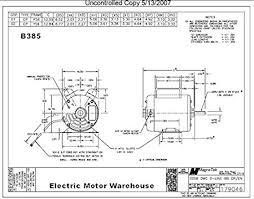 amazon com 5 hp spl 3450rpm p56 frame 230 volts replacement air Gould Century Motor Wiring Diagram amazon com 5 hp spl 3450rpm p56 frame 230 volts replacement air compressor motor century motor b385 home improvement gould century electric motor wiring diagram