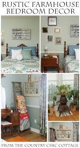 23 stunning rustic farmhouse bedroom decor thadudercom