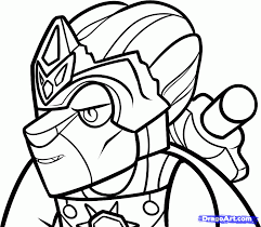 Small Picture Lego Chima Coloring Pages With And itgodme