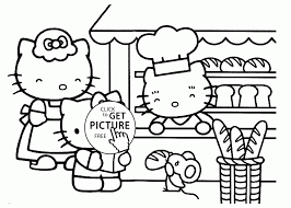 Small Picture Coloring Pages Excellent Bakery Coloring Pages Bakery Coloring