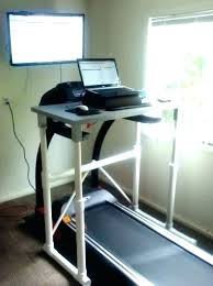 diy exercise desk how to build a stand up desk conversion standing sit plans diy stationary