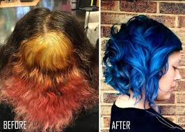 When An At Home Color Went