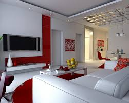 tv rooms furniture. Living Room:Living Room White Furniture Tv Corner With Carpet Floor Red Wall Color Rooms E