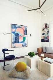 New York Living Room The Illuminati Editor Modern Living Rooms And New York