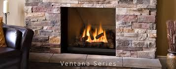 ventana valor fireplace