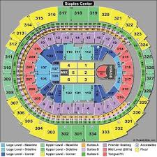 Wells Fargo Center Seating Chart With Seat Numbers World