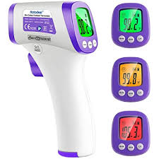 Infrared Forehead Thermometer, Non-Contact ... - Amazon.com