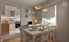 kuchnia i jadalnia w stylu angielskim zdjęcie od kwadrat design studio jadalnia styl