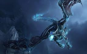 cool blue wallpapers. Delighful Blue Wallpapers For U003e Cool Blue Dragon Inside 1