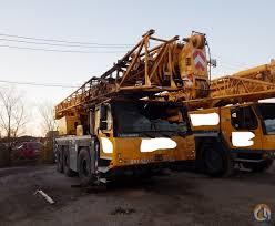 Sold 2014 Liebherr Ltm 1060 3 1 Crane For In Bridgeview