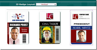 employee badges online how to make design your own id cards online for free