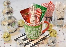 holiday gift set hot chocolate