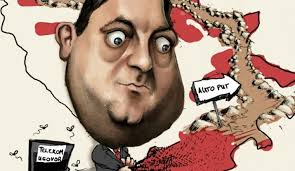 Image result for milorad dodik karikature