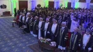 الجامعة العربية المفتوحة - سلطنة عمان | حفل تخرج الدفعة الثانية - YouTube
