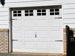 Two It Yourself DIY Faux Carriage Garage Door Makeover And a Giveaway