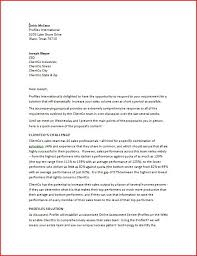 new sample cover letter for a business proposal on good cover  new sample cover letter for a business proposal 16 on good cover sample proposal letter