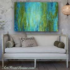 large abstract wall art large abstract canvas art print for turquoise teal and olive green home or office decor on green wall art decor with wall art designs large abstract wall art large abstract canvas art