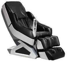 black leather massage chair. black leather massage chair