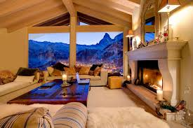 Interior Design Examples Living Room Alpine Chic At Its Best 30 Examples Luxury Accommodations