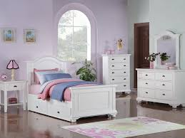 Ravishing Teen Bedroom Set Deco Combine Pleasant Big Bed For Girls