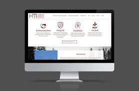 Flagstaff Website Design Hubbard Merrell Engineering Web Design Mountain Mojo Group