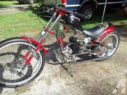 schwinn occ chopper gas motor powered bicycle for sale in