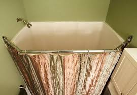 travel trailer shower curtain rod outdoor replacement