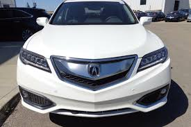 2018 acura mdx white. contemporary white 2018 acura rdx elite for sale in red deer alberta inside acura mdx white