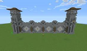 minecraft wall designs.  Minecraft Minecraft Castle Wall Designs Design Project  Tower On T