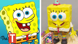 20 Kids Cartoon Characters Turned Into Cakes Youtube