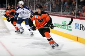sweden hagg is in the midst of his third professional season and has tallied seven goals eight ists and 15 points in 56 games with the phantoms