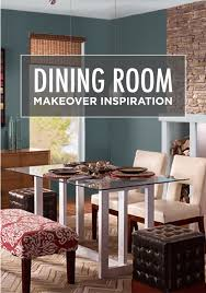 behr paint in underwater and galactic tint will make the perfect wall color bination to pair with your eclectic dining room decor
