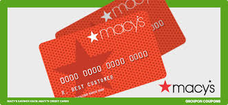 Macy's has two types of credit cards: Macy S Credit Cards Unlock Bigger Savings