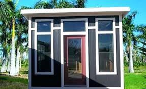 prefab shed office. Prefab Office Sheds 7 Instant Backyard Getaways Shed