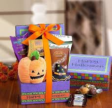 pumpkin witches iva gift basket