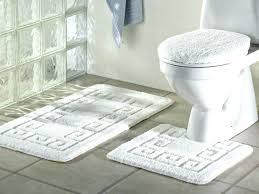 long bath mat elegant bathroom rug sets for comfortable theme large round extra non slip